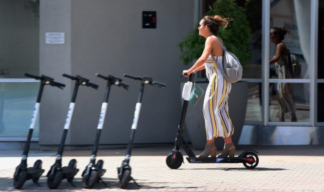 'We've had enough': Malaga to wage war on irresponsible electric scooter usage