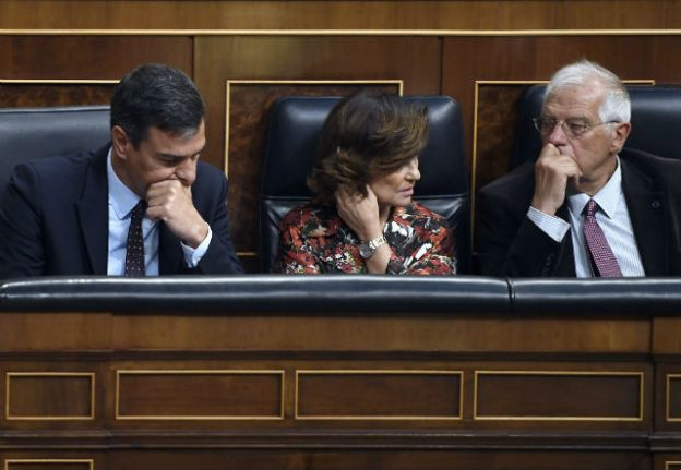 Will Podemos yield? Spain's Sanchez in race to avoid fresh elections