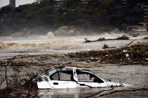 Spain's storms claim another victim as man dies trapped in flooded tunnel in Almeria
