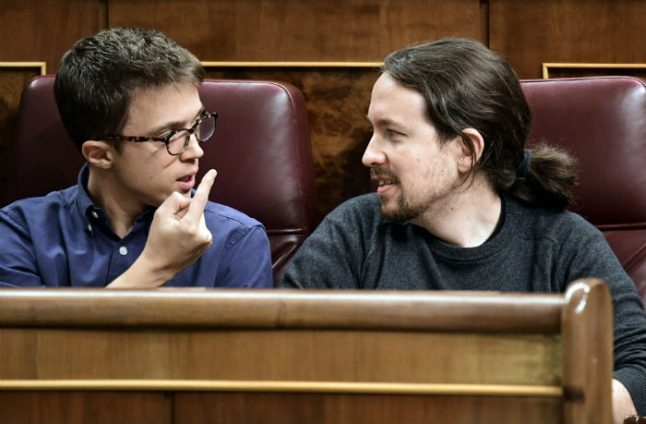 Spanish elections: Podemos co-founder forms new party (to rival Podemos)