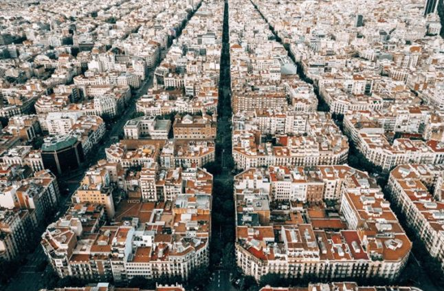 Superblocks: How Barcelona's car-free zones could extend lives and boost mental health