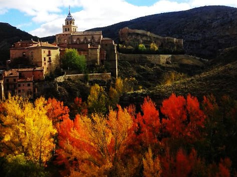 IN PICS: 15 photos that will get you excited about autumn in Spain