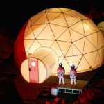 Experience 'Life on Mars' in a cave in northern Spain for €6,000