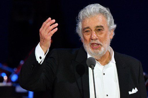 Spanish opera star Placido Domingo quits Met amid sexual harassment claims