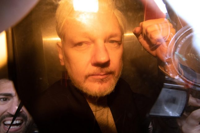 Spanish security firm spied on Julian Assange for CIA: report