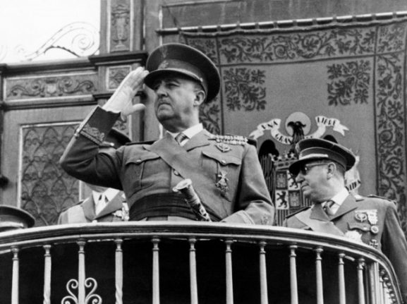 Spain's Catholic Church says it will not oppose Franco exhumation