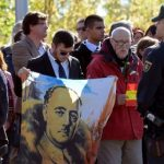 IN PICTURES: Franco exhumed, transported by helicopter, and reburied as Spain takes 'step towards reconciliation'