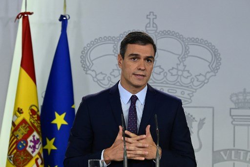'Nobody is above the law': Spanish PM calls for 'new chapter' in Catalonia based on dialogue