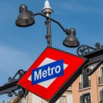 Train strike: How workers are 'celebrating' centenary of Madrid's Metro