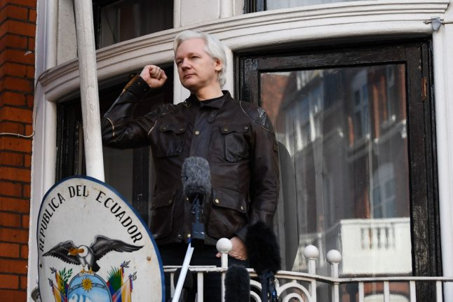 Court probes Spanish firm's spying on Assange at Ecuadorian embassy