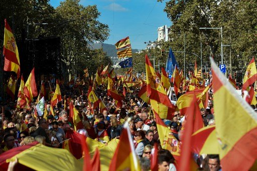 Meet Catalonia's 'remainers': The 'silent majority' who don't want independence