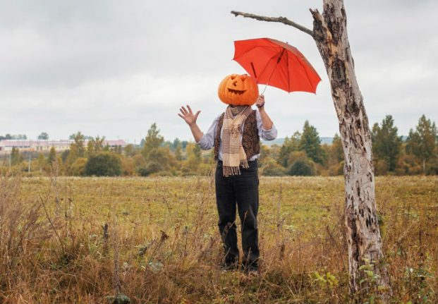 Spain's Halloween puente: Warmer than usual but take an umbrella