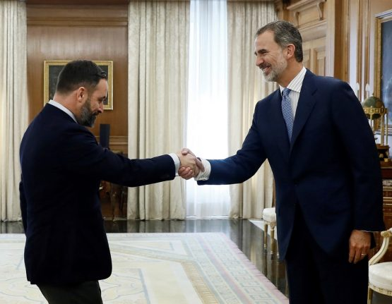'Socialists want to get rid of Spain's monarchy': Vox