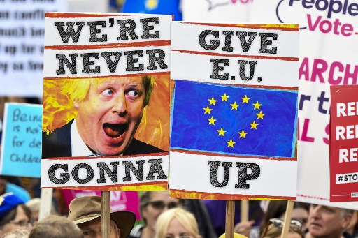 OPINION: If Brexit is the 'will of the people' then let's test it