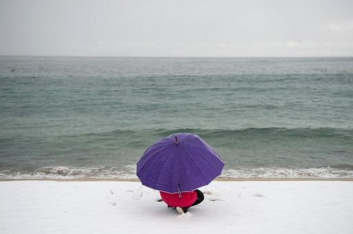 Winter is coming: Spain on alert for first snowfall of the season