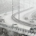 Storm warnings for Spain as icy blast hits