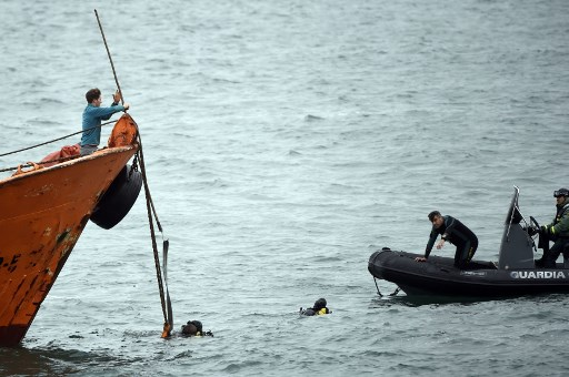 Narco-sub: How drug smugglers are using submarines to smuggle cocaine into Spain