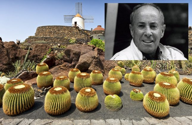 The man who saved Lanzarote from overdevelopment
