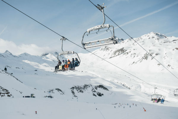 Early snow sees November opening for Spain's ski resorts