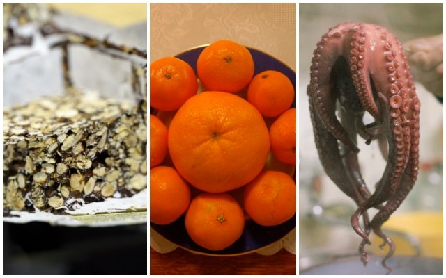 Turrón or tangerines? What Spaniards really eat and drink during Christmas