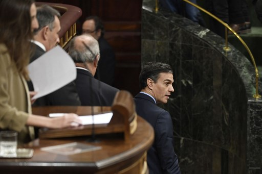 Spain swears in new parliament (with far-right Vox as third biggest party)