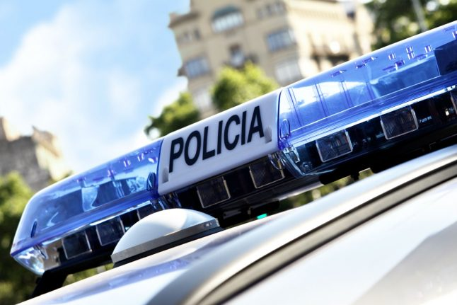 Police sprinting champ bags Spanish purse snatchers