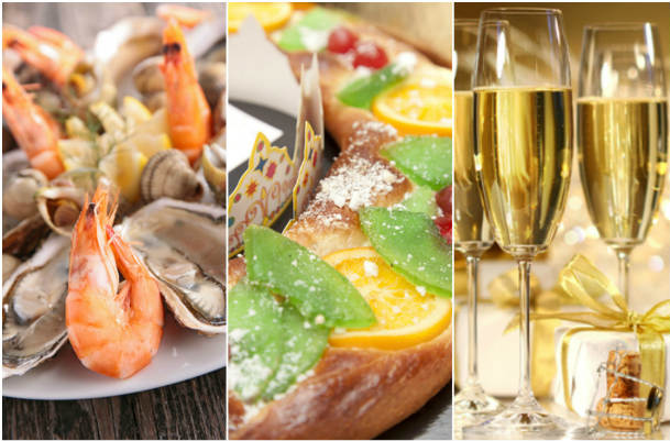 Ten traditional delights that make a real Spanish Christmas feast