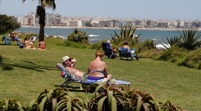 Spain's 'Little Britain' braces for Brexit: Dispatch from Orihuela Costa