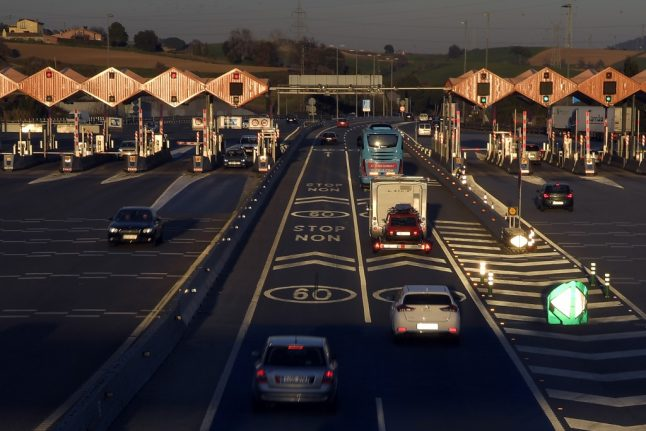 MAP: The Spanish motorway routes that will become toll-free in 2020
