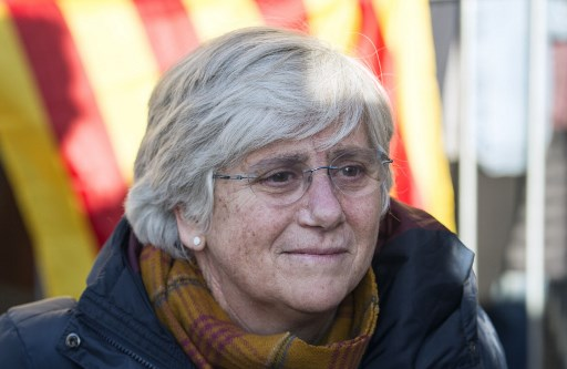 Will Brexit bring immunity for wanted Catalan separtist in exile in Scotland?