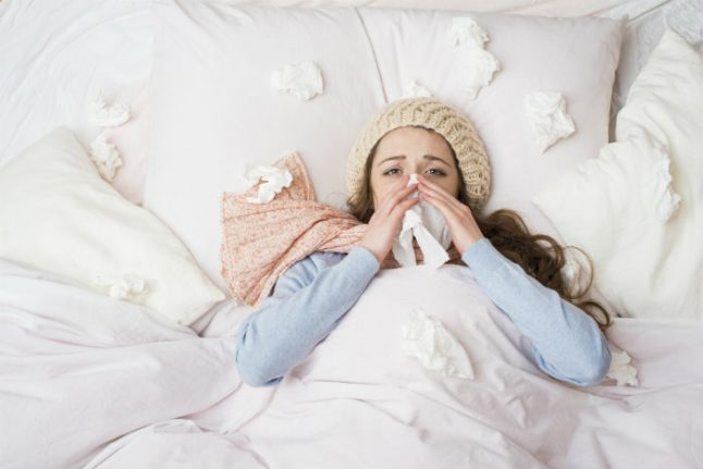 Coughs, colds and flu: What to say and do if you fall sick in Spain