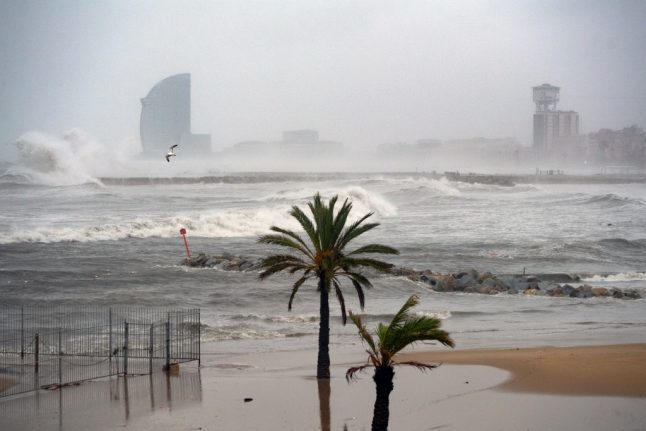 LATEST: What's happening with deadly Storm Gloria in Spain