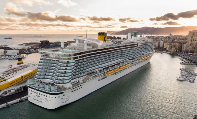 Cruise ship on lockdown over feared coronavirus cases after stops in Barcelona and Mallorca