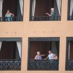Coronavirus: Quarantine at Tenerife hotel partially lifted but Jet2 guests still stranded