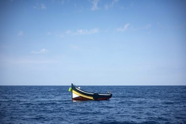 Born on a boat: new baby among 87 rescued off Spain's Canary Islands