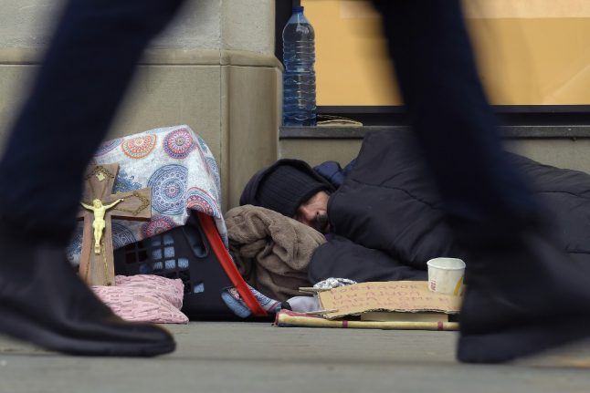 UN expert slams 'appallingly high' poverty rates in Spain