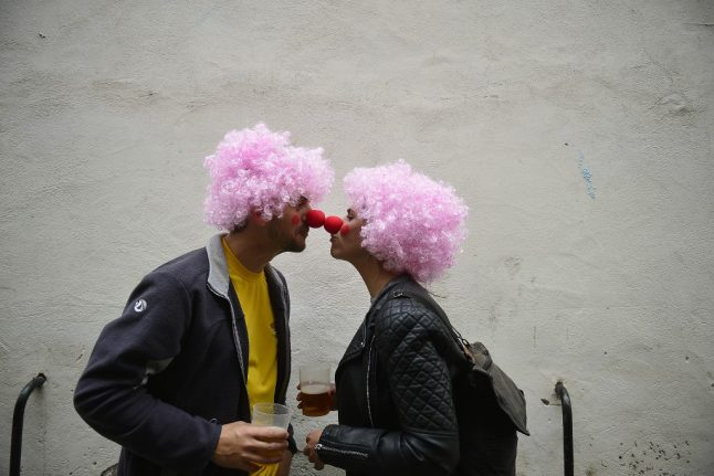 The crazy ways to celebrate carnival in Spain