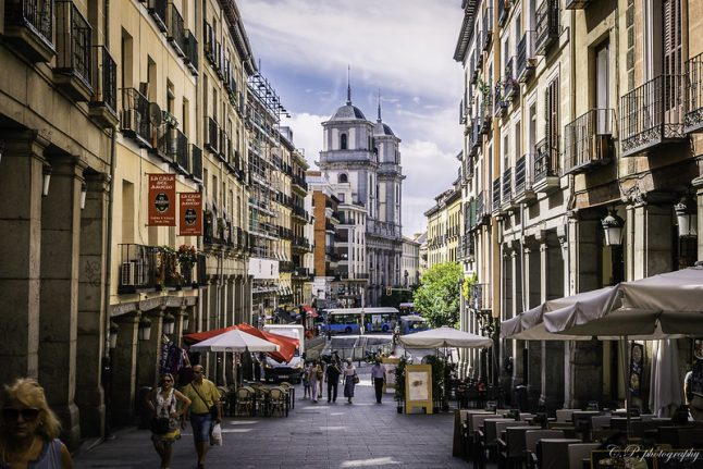 Revealed: Madrid's cheapest neighbourhoods to rent a room