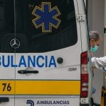 Stone-throwing gang target ambulances carrying elderly in southern Spain