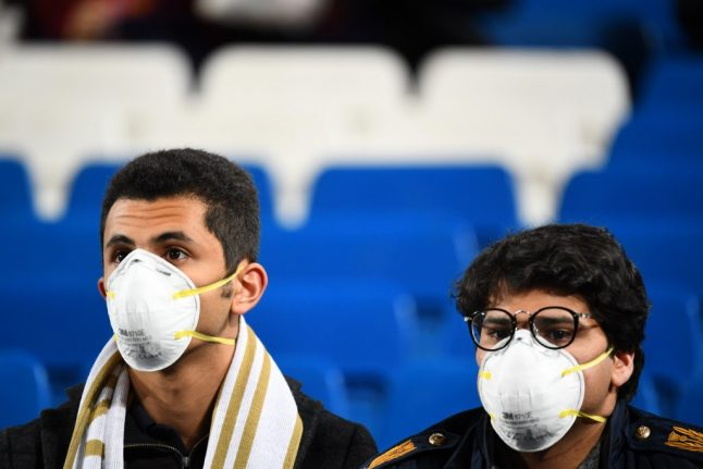 Fans banned from Barça v Napoli Champions League tie over coronavirus fears in Spain