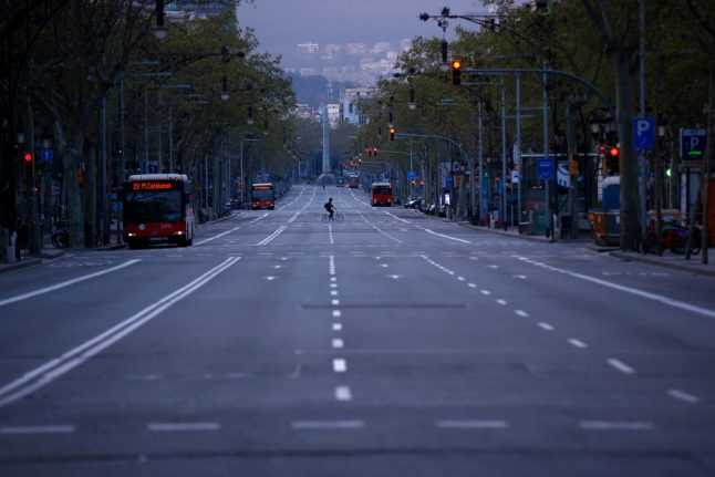 Spain's lockdown will be extended as PM predicts 'worst still to come'
