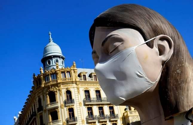 LATEST: Madrid residents urged to 'stay at home' as Spain's coronavirus death toll leaps to 84