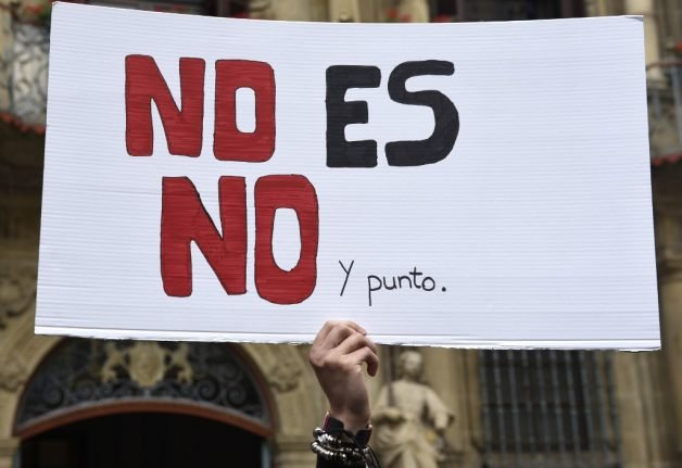'Only yes means yes': What you need to know about Spain's new rape law