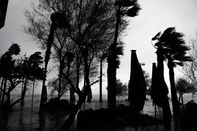 Spain set for weekend cold snap with heavy rain and storms forecast