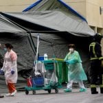 Spain's coronavirus death toll tops 10,000 after new daily record for fatalities
