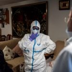 Spain sees slight hike in daily coronavirus toll with 430 deaths