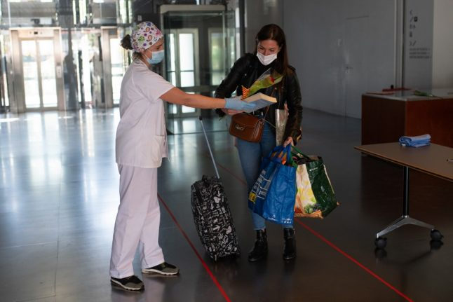 Spain records lowest daily coronavirus death toll in more than a month