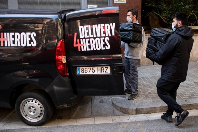 Delivery for heroes: How Spain's closed restaurants are feeding workers on coronavirus frontline