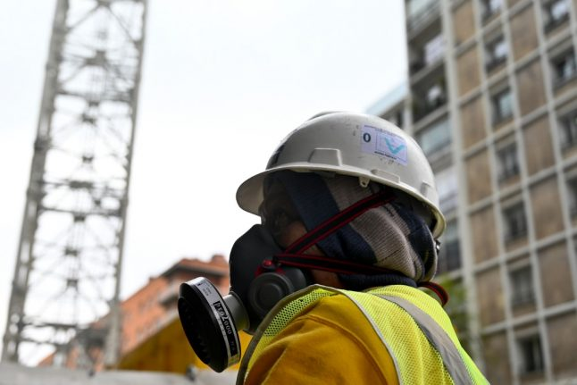 Coronavirus in Spain: Workers might be glad to be back, but many are deeply worried