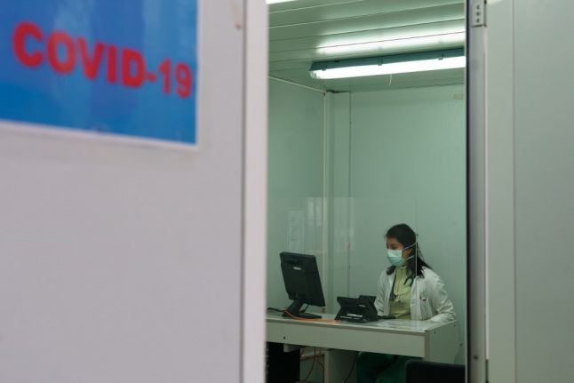 Public Health: Who are the workforce behind the management of Spain's coronavirus crisis?